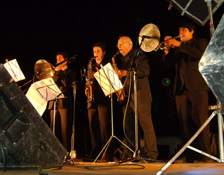 orquestaariasvientos